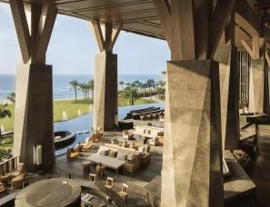 YANG设计--石梅湾威斯汀度假酒店