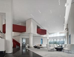 零次方空间设计--徐州金辉·信步兰庭营销中心