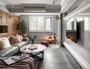 大漾帝设计--轻奢优雅生活时光住宅