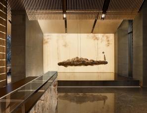 朴悦设计--重庆龙湖·山前 山居美学体验馆