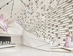 矩阵纵横设计--南昌旭輝宸悅江語院銷售中心