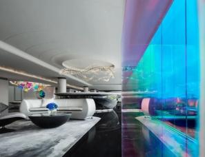 邱德光设计--东莞保利·首铸天际营销中心