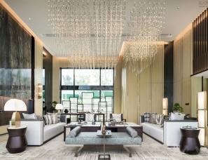 尚策室内设计--融创地产三亚海棠湾壹号 — C户型别墅样板房