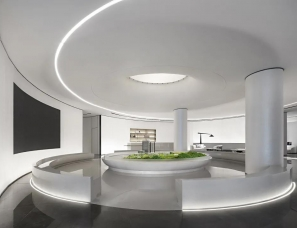 意巢设计 | 德信·南京仙林智谷营销中心