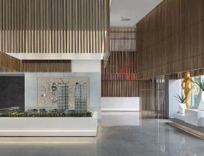 深圳零次方空间设计--苏州狮山当代MOMΛ售楼处