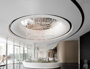 AGH设计+元禾大千--成都景瑞·誉璟风华城市生活馆