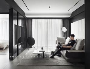 G空间设计机构丨简藏至美,少即是多 125㎡义乌私宅