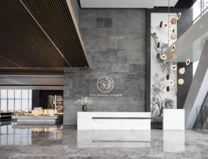尚诺柏纳设计--太原·保利东郡销售中心