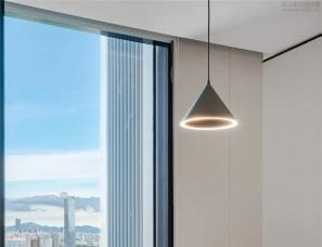 于强室内设计--中国深圳·综合性商业地产办公室