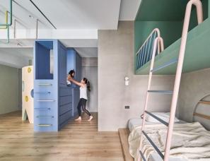 HAO好室设计   家有儿女的新常态生活