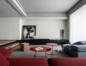 共生形态--广州天誉半岛 设计师彭征自宅