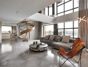 台北源原设计--原质: 木石为居
