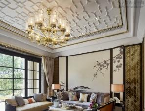 北京中合深美装饰工程设计--济南百合花园别墅