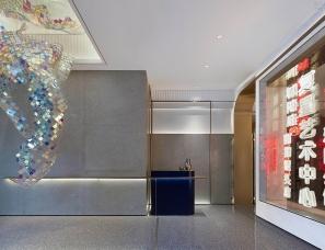 G&K桂睿诗设计--上海复地雅园公馆售楼处450㎡