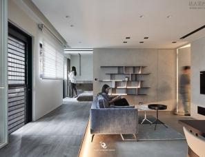虫点子创意设计--台北刘宅