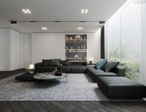 OCDC--别墅设计,简约尽显高级范
