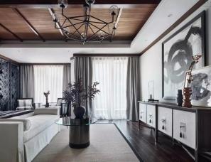 SCD(香港)郑树芬设计--西安·荣禾清凉山居叠墅