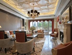 上海天鼓装饰设计--亿城燕西华府