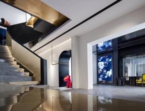 曾建龙设计--FW.GID OFFICE 格瑞龙国际设计上海办公室[完整版]