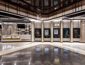 Oft Interiors Ltd--马来西亚英皇戏院
