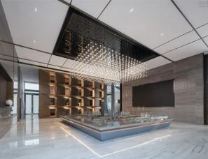 KLID达观国际设计--武汉华中通信江御售楼处