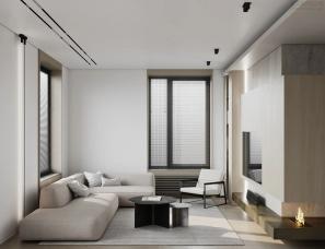 Quadro Room --至简至朴的生活美学