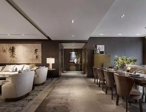 SCD(香港)郑树芬设计--海口·海航豪庭 北苑