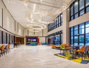 非设计分享——杭州希尔顿欢朋酒店设计