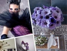 【色彩家】高级灰+紫色,闯入优雅世界,成就轻奢高贵生活