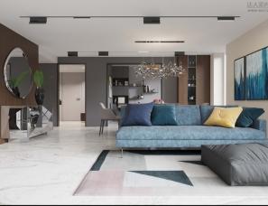 Geometrium--瑞士现代家庭住宅160m²