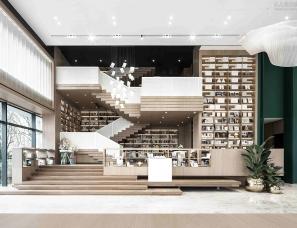 G&K桂睿诗设计--重庆金地格林春岸售楼处