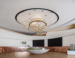 柯翊设计+赛瑞迪普--青岛青特星城项目售楼处