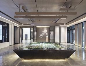 SNP尚诺柏纳设计--天津保利宁河售楼部