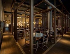 如恩设计--米其林名厨Sosharu餐厅