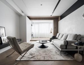 费弗空间设计--上海曲阳公寓110㎡