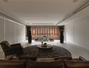 及俬设计--中国台湾南部435㎡豪宅