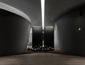 泛域设计--杭州国立酒业办公会客厅