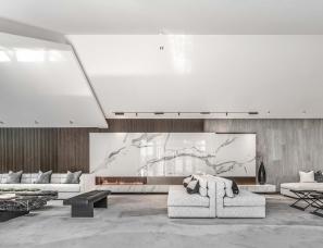 集艾设计+LSDCASA--南京安品园舍·可园销售中心