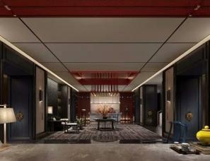 香港CCD鄭中设计- 法兰克福钓鱼台酒店
