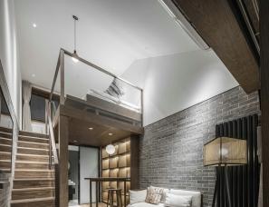 北京大观建筑设计设计丨中国北京拾柒酒店