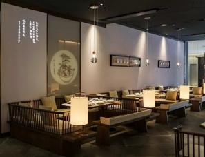 黄志达设计--皖厨会客厅,皖厨徽味