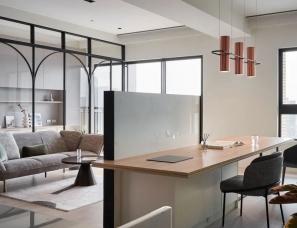 巢空间设计--一间被光和爱贯穿的家