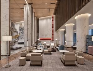 杨邦胜酒店设计新作/360天极限挑战 南京华邑&逸横酒店