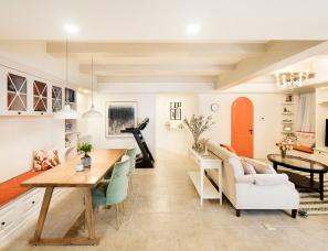 彳亍美学空间|医生小夫妻,他们的新家设计超乎你的想象