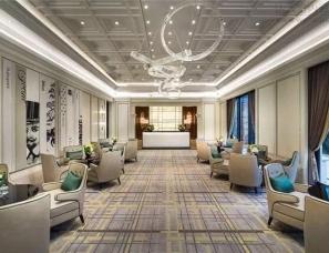 杭州易和室内设计--中天九溪诚品售楼处