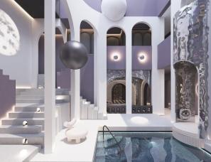 孟也设计--三亚别墅1500m²MOOON