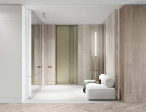 Melnikov Alexander--橄榄色公寓住宅