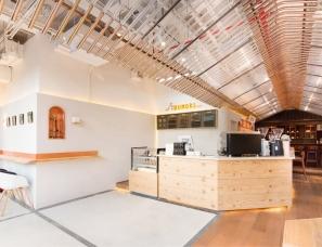 寻长设计--朋友与家的咖啡厅·上海鲁马滋咖啡