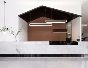 芮迪设计--福建莆田凤达南湖佳园售楼处+样板间