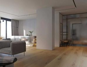 谢尔盖·马克诺--艺术感复式公寓,PH Apartment